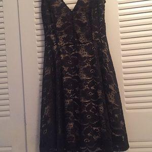 Joe Elle Black Mini Dress